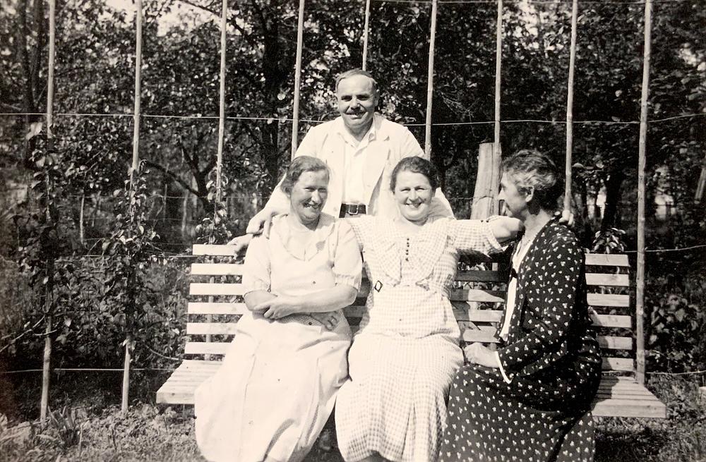 Karoline und Hermann Kemmner Unterensingen 1935
