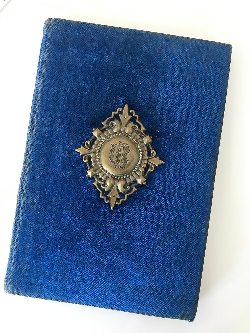 Poesiealbum 1880 Ulrike Bentz