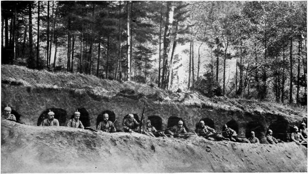 Argonne Walt Erster Weltkrieg