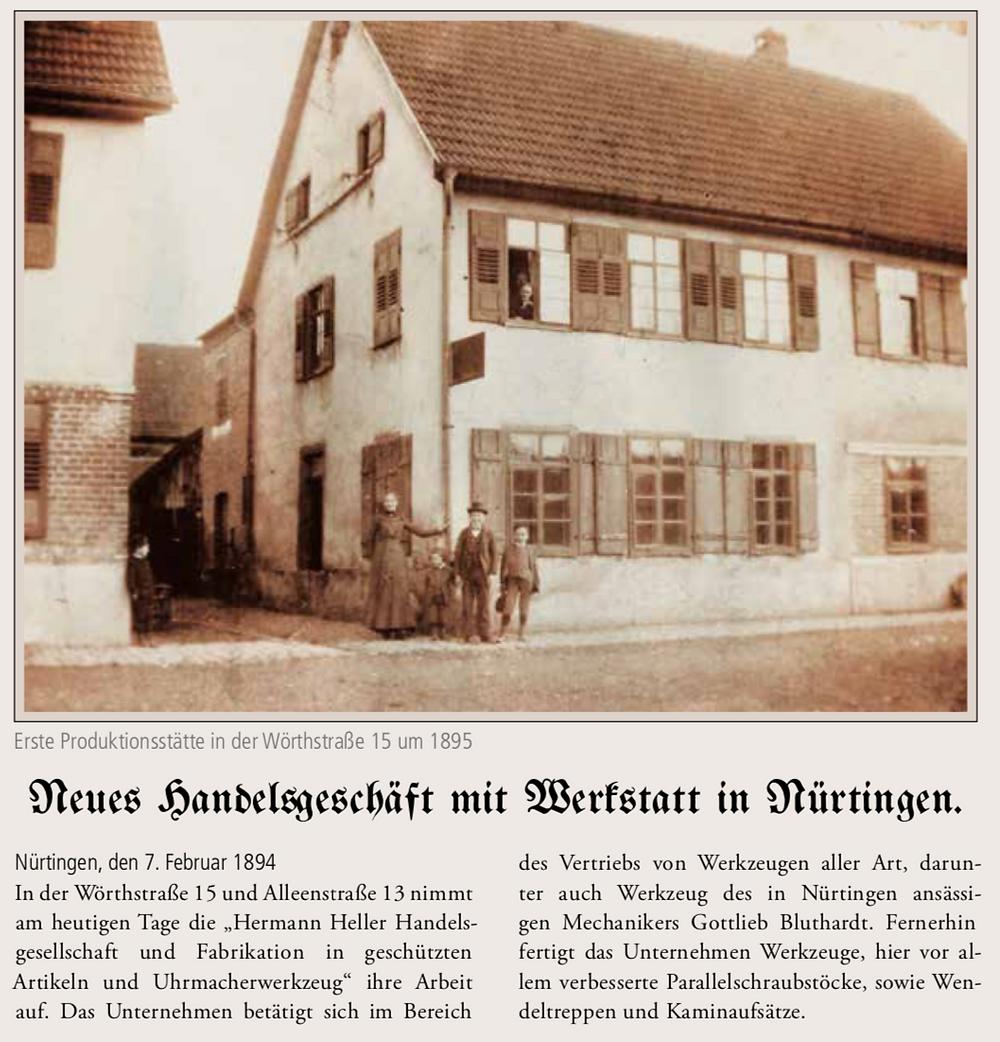 Hellenisches Tagblatt Nürtingen Gottlieb Bluthardt