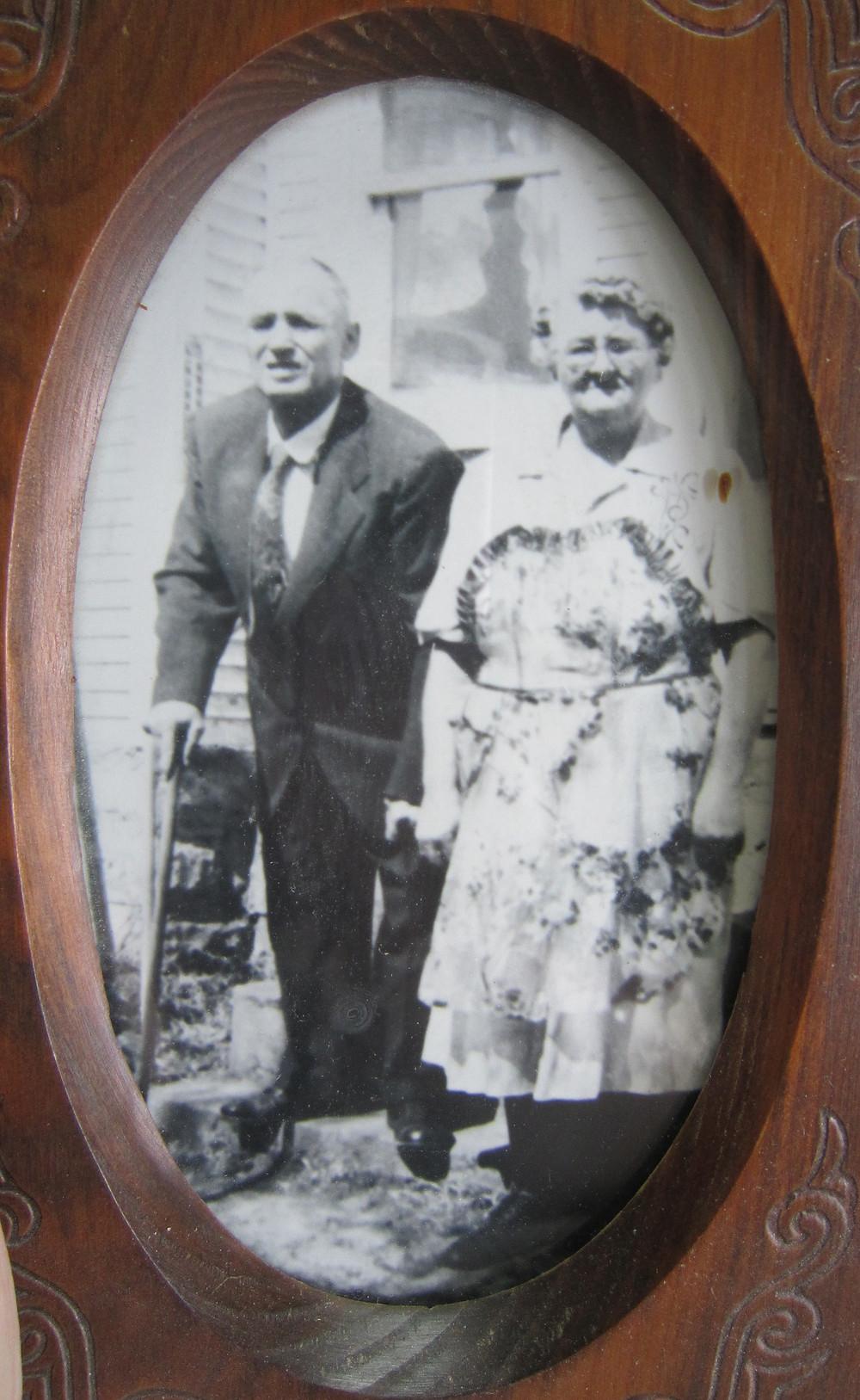 Ernest Kemmner Gussie Kemmner