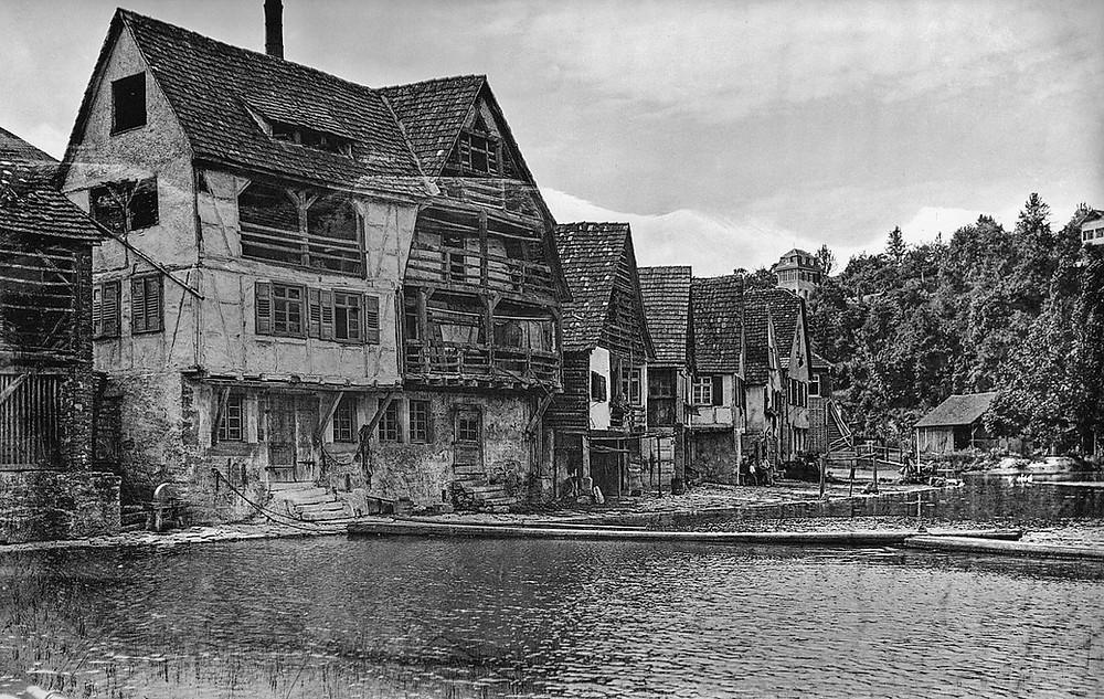 Gerberei Murr Backnang 1910