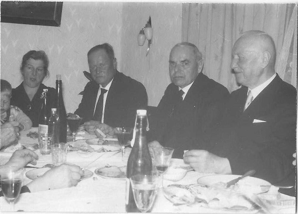 Hermann Kemmner Feierlichkeiten Unterensingen