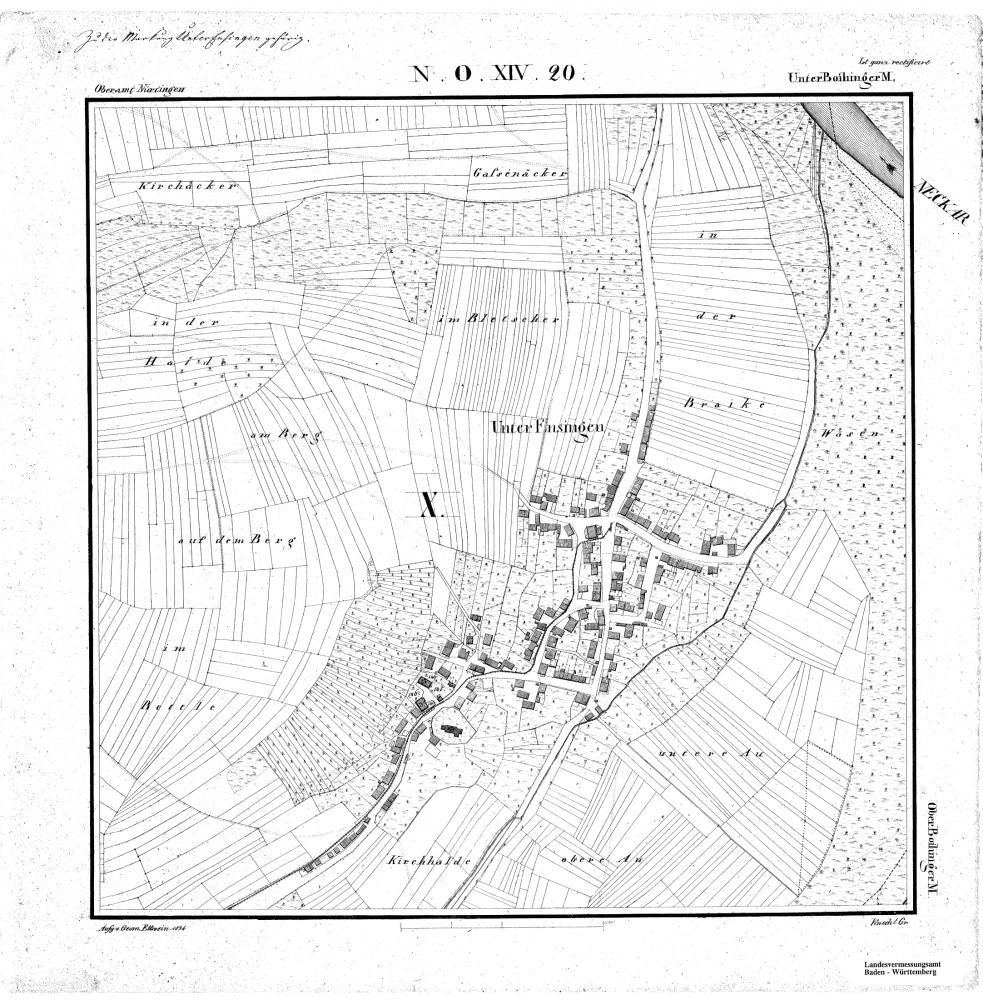 Unterensingen 1824 Anna Stumpp
