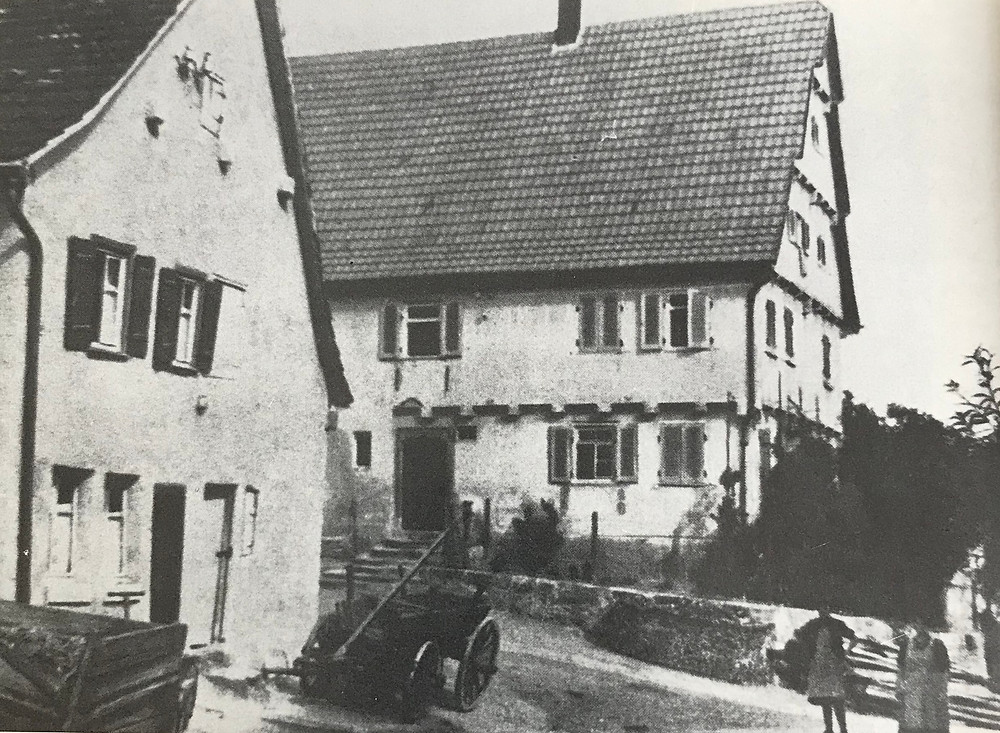 Unterensingen Württemberg