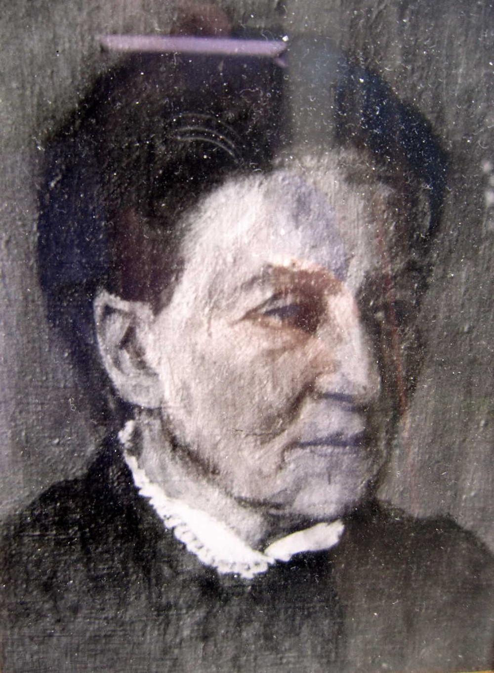 Christiane Kemmner Gähr Gustav Kemmner Gemälde