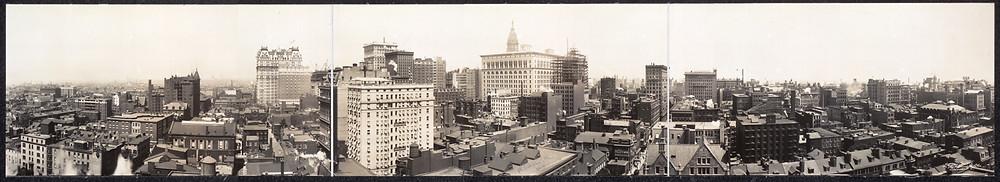Philadelphia USA 1913