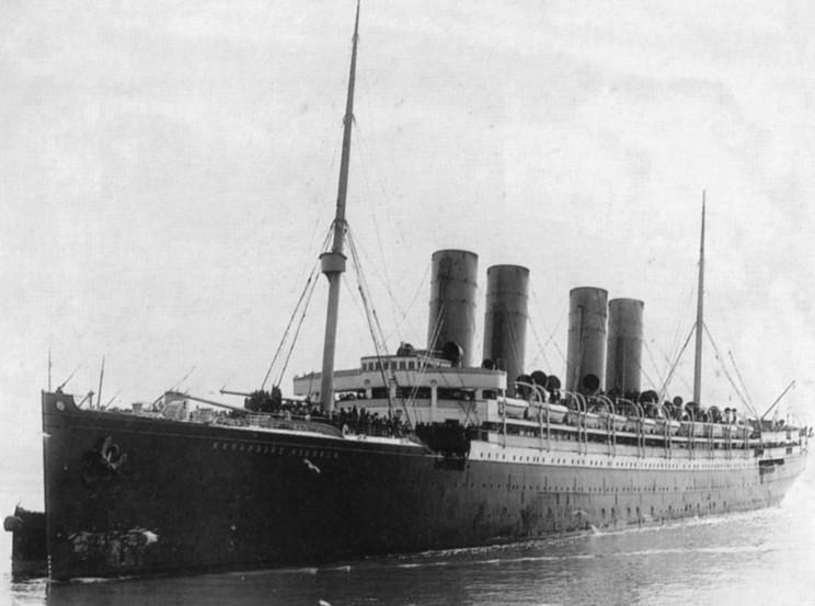 Schiff Kronprinz Wilhelm USA Bremen New York Ausreise