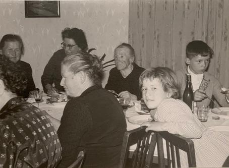 Bauernfamilie während der Kriege: Emma und Christian Kemmner