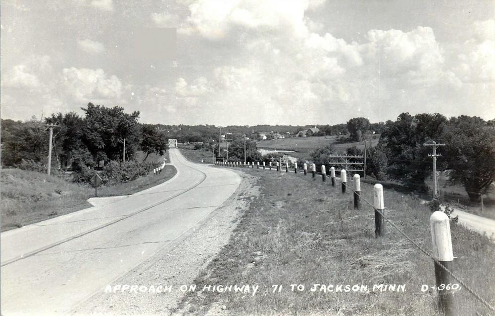 Jackson Minnesota Ernest Kemmner