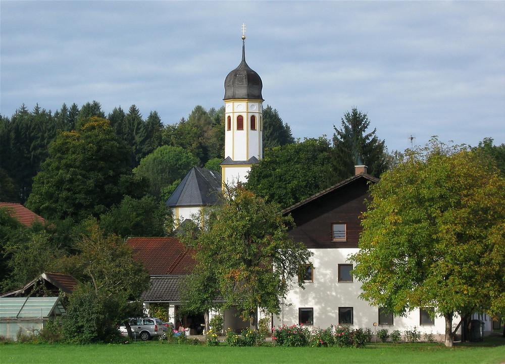 Oberreit Oberbayern Schaal Mariä Opferung