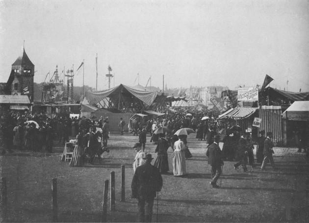 München Oktoberfest 1900