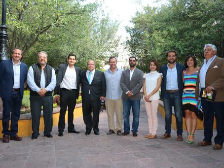 Presentan Temporada de Vendimias en Querétaro