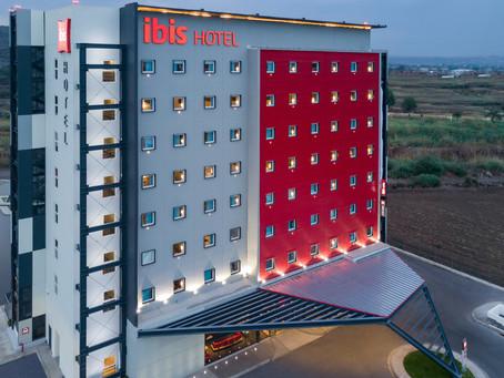 Grupo Hotelero Santa Fe inaugura oficialmente el nuevo Hotel Ibis Irapuato en la Ciudad de Guanajuat