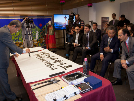 Celebran Corea y México próximo vuelo aéreo comercial entre Seúl y CDMX