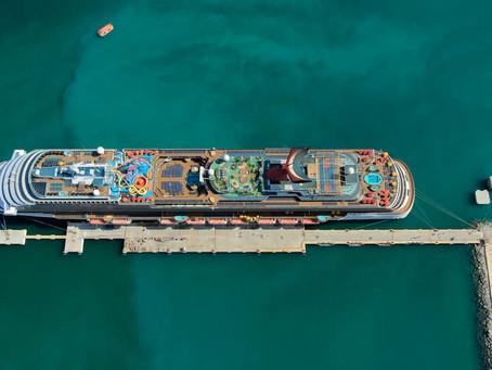 Reinicia la actividad turística de cruceros en Yucatán, tras 16 meses sin arribos