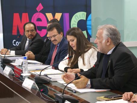 Toma posesión nueva titular del CPTM; se confirma participación de México en FITUR 2019