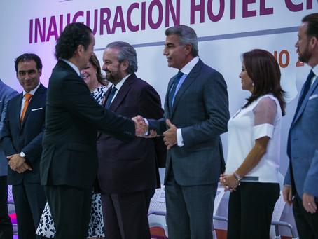 Crowne Plaza® llega a Puebla, México