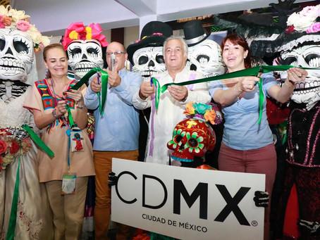 Miguel Torruco se pronunció por fortalecer ecosistema digital de México, que recibe 18 millones de v