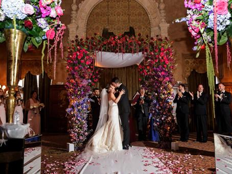 La nueva tendencia en bodas en el 2019: casarse lejos de casa pero en un ambiente íntimo