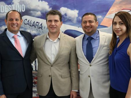 Calafia Airlines conectará a Nuevo León con Baja California Sur y Sinaloa