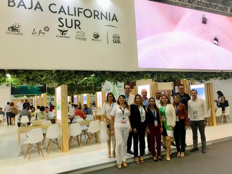 Los Cabos presenta su nuevo fideicomiso privado, durante Tianguis Turístico México