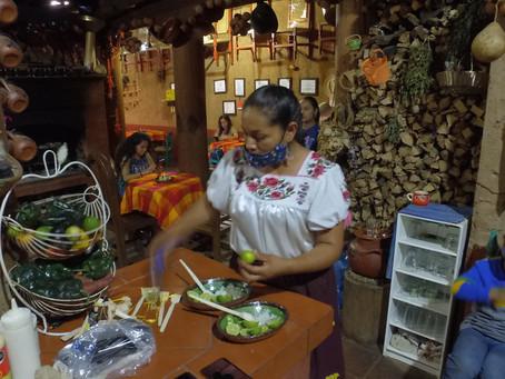 """En Santa Fe de la Laguna sigue viva la """"Cocina Tradicional Michoacana"""""""