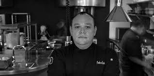 Chef Pedro Evia