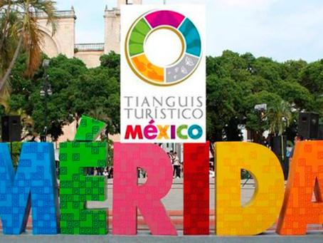 Todo listo en Mérida, Yucatán, para el Tianguis Turístico de México 2020