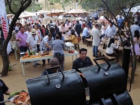 Se realizó con éxito el tercer festival gastronómico de El Triunfo