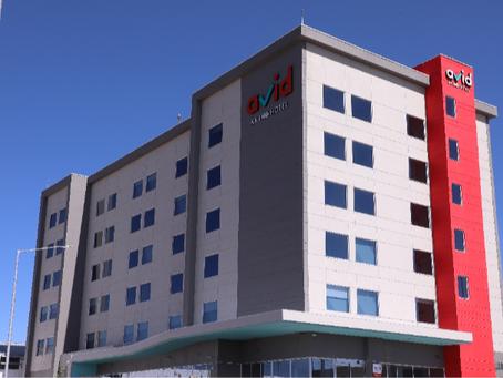 IHG® inaugura la primera propiedad de avid™ hotels en México, el avid™ hotel Fresnillo en Zacatecas