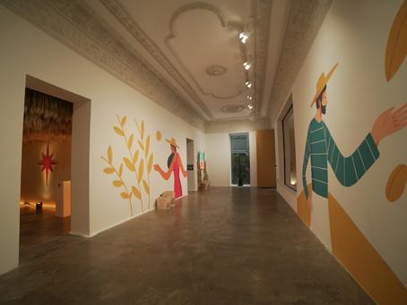 """Crea Stella Artois """"Malt Gallery"""", espacio artístico inspirado en la malta"""