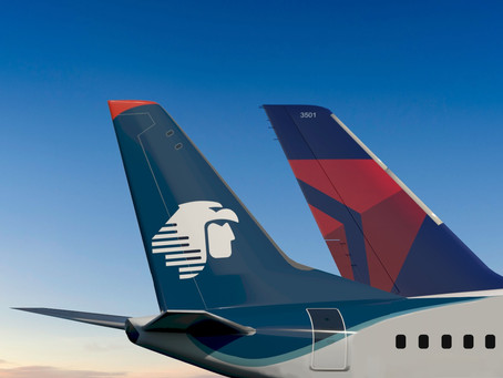 Reanudan Aeroméxico y Delta Airlines vuelo diario de CDMX a Austin y Dallas