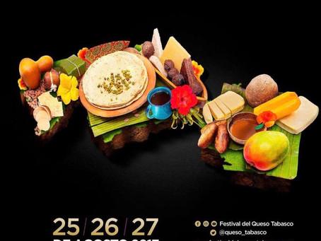 El Quinto Festival del Queso del 25 al 27 de agosto