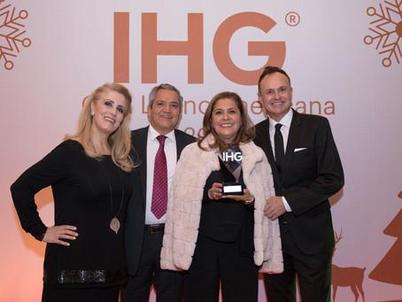 Otorga IHG reconocimiento a Conexión Turística