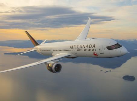 Así ha enfrentado Air Canada la pandemia de COVID-19