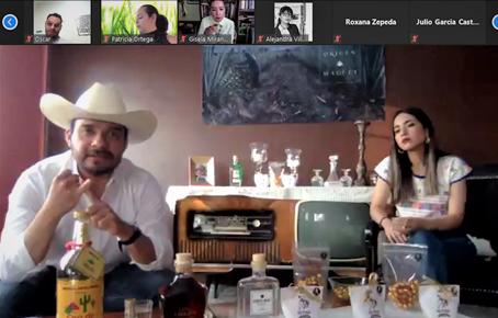 """Realza """"Mezcal Oro de Oaxaca"""" experiencias gastronómicas"""