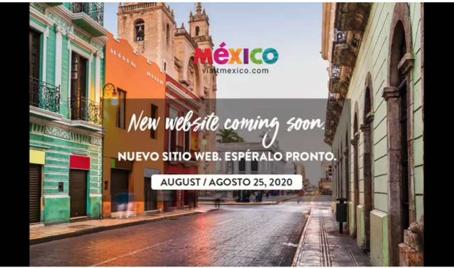 Lanza SECTUR la nueva plataforma digital VISITMEXICO