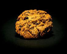 Cookie avoine, dattes et canneberges