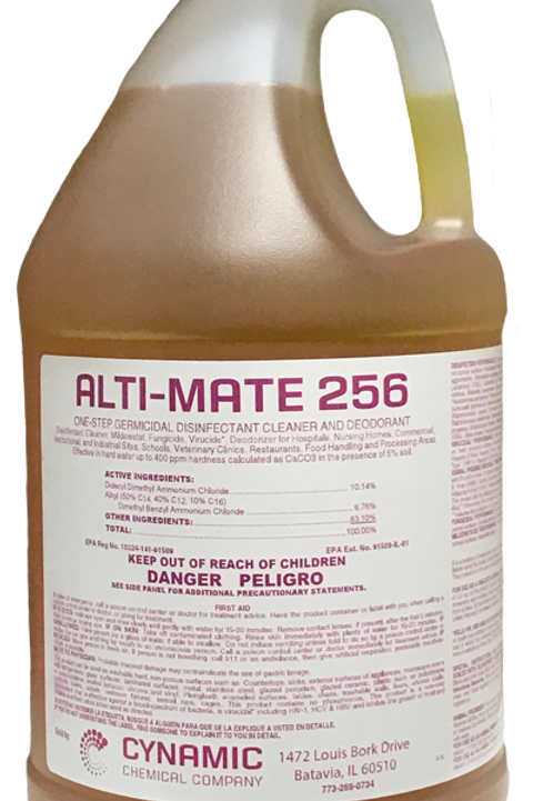 CYN Alti-Mate 256 Disinfectant, Cleaner & Deodorizer 5 Gallon Pail