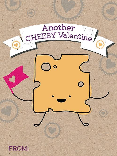 School Valentine Cheesy Box Set