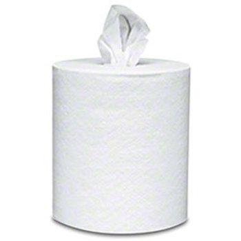 VON Center Pull Roll Towel 100' Roll - White