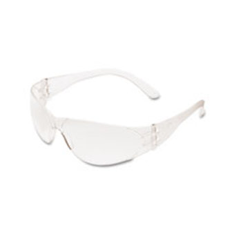 MCR Scratch-Resistant Safety Glasses