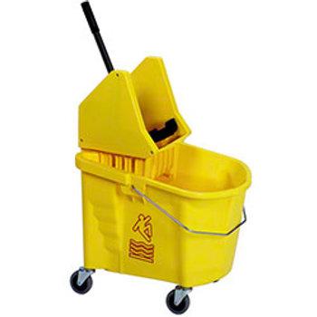 CON Mop Bucket w/ Ringer 35 Quart