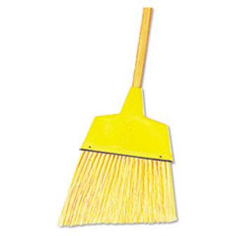 BWK Angler Broom w/ Plastic Bristles