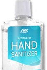 PRI Hand Sanitizer 8oz Bottle w/ Pump - 24 / Case