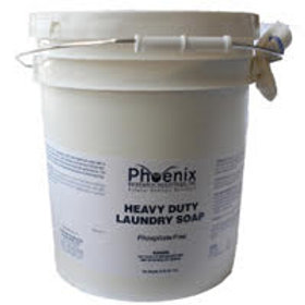 PRI HD Laundry Detergent Phosphate Free 50lb Pail