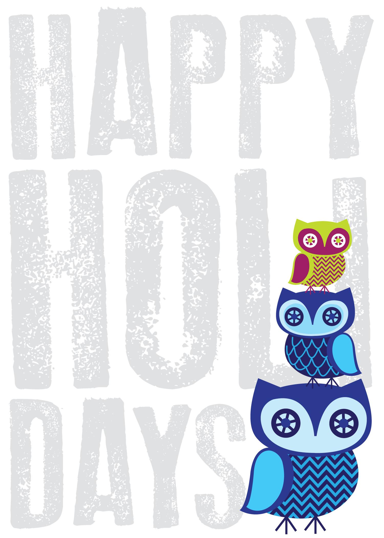 Happy HOWLidays 2