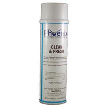 PRI Clean & Fresh Foam Surface Disinfectant Lemon Scented