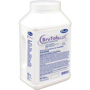BHC BruClean 6S Tablet 256ct Tub - 2 Tubs  / Case